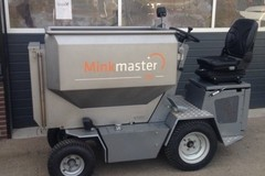 Sælges: maach minkmaster 700   , 2012, 950 hours